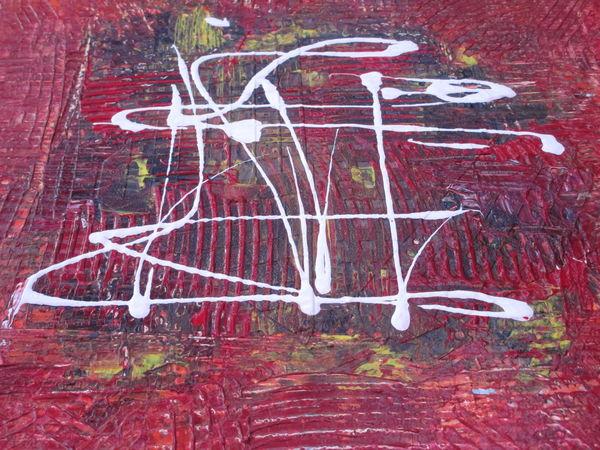 Tableau abstrait 80 Nantes (44)