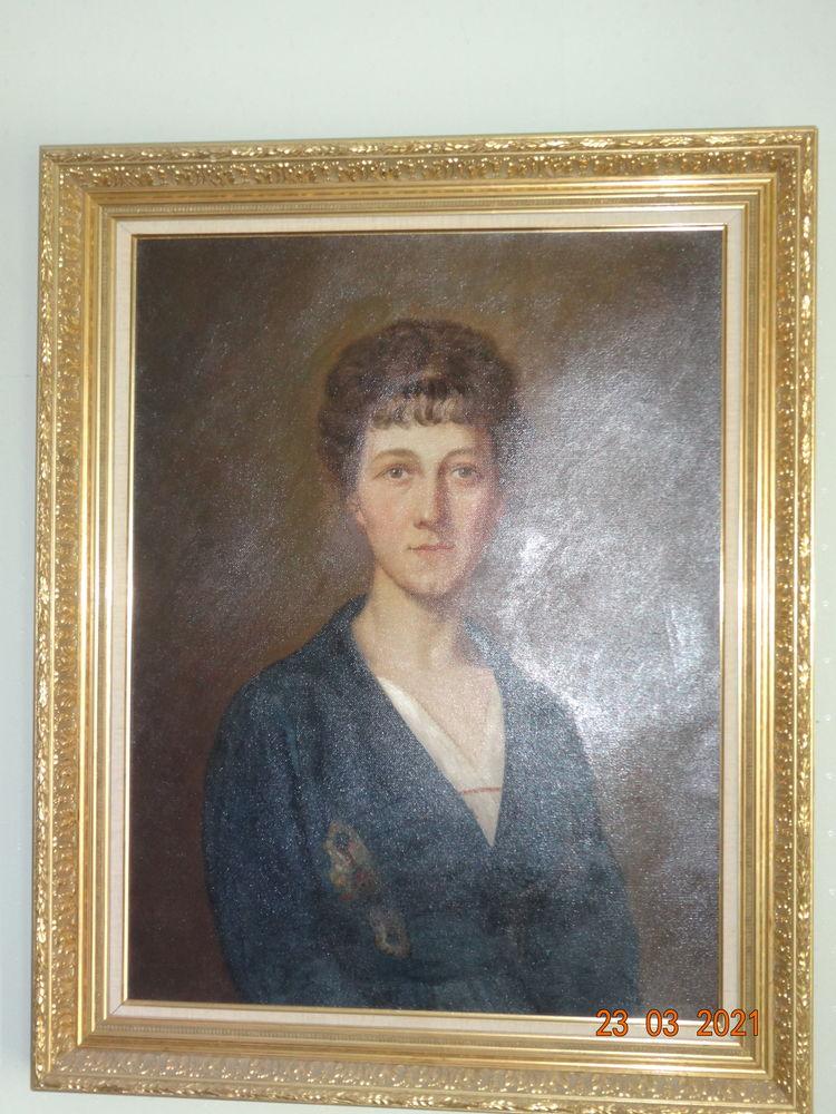 tableau ancien  peinture a l'huile  400 Mulhouse (68)