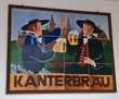 TABLEAU avec FAIENCE '' KANTERBRAU ''