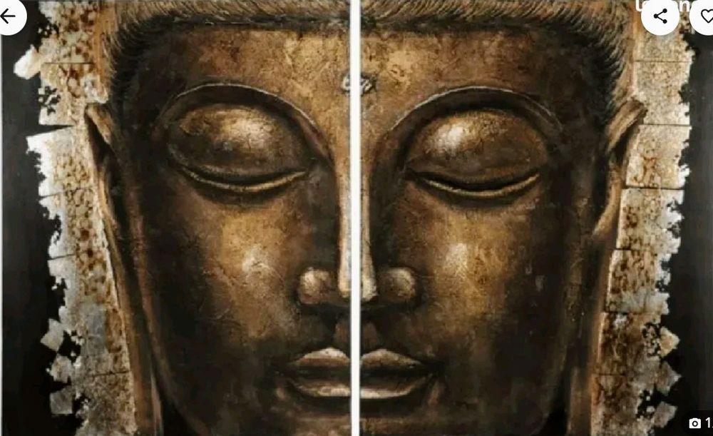Tableau Buddha Maison du Monde 120 Joinville-le-Pont (94)