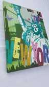 Tableau déco New York, Statue de la liberté  10€ 10 Le Lamentin (97)