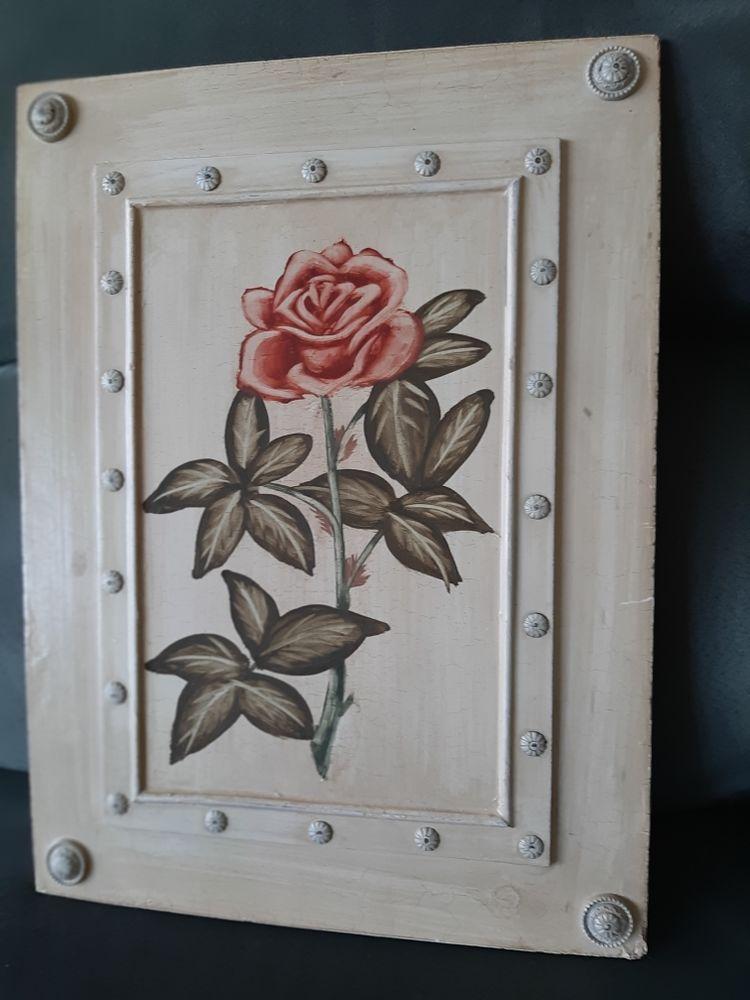 tableau fleur 4 Wasquehal (59)