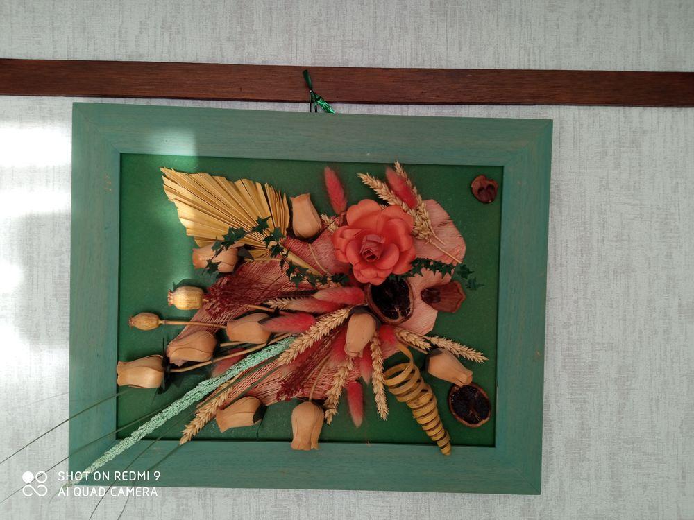 Tableau fleurs séchées 0 Fougères (35)