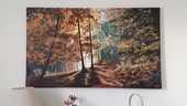 Tableau  Forêt 120x60 120 Paimpol (22)