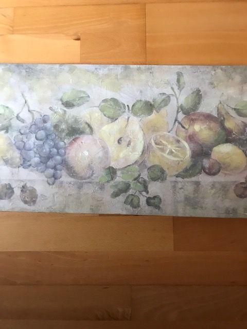 Tableau fruits 40 Septeuil (78)