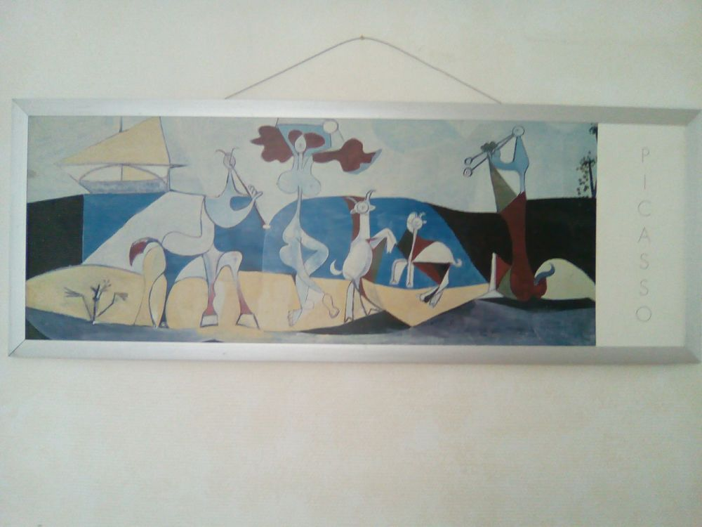 Tableau Guernica de  7 Templemars (59)