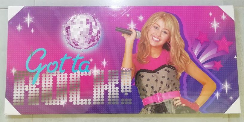 Tableau Hannah Montana Miley Cyrus 5 Saint-Nazaire (44)