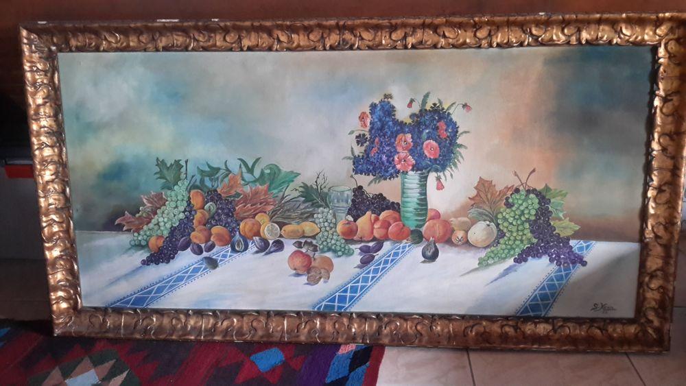 tableau huile sur toile 100 Seingbouse (57)