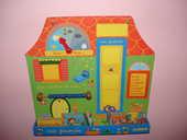 Tableau magnétique maison Ma journée de DJECO  10 Chémery-sur-Bar (08)