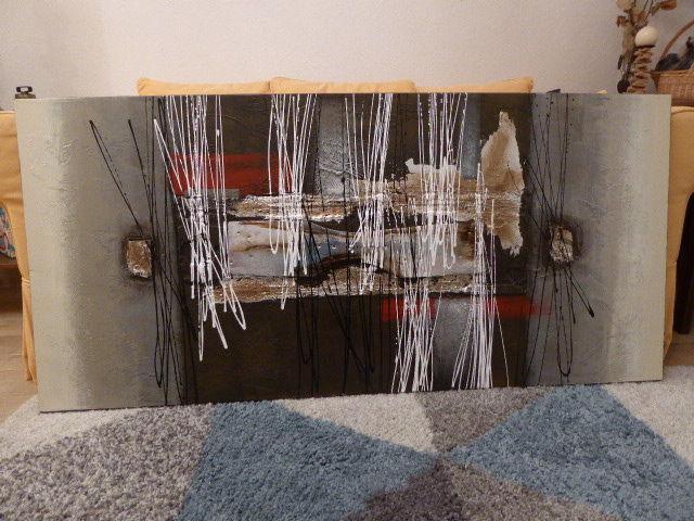 TABLEAU moderne Abstrait 35 Rethel (08)