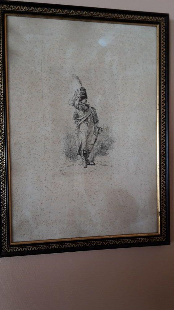 Tableau ORIGINAL Signé de Armand DUMARESQ 1879 0 Béziers (34)