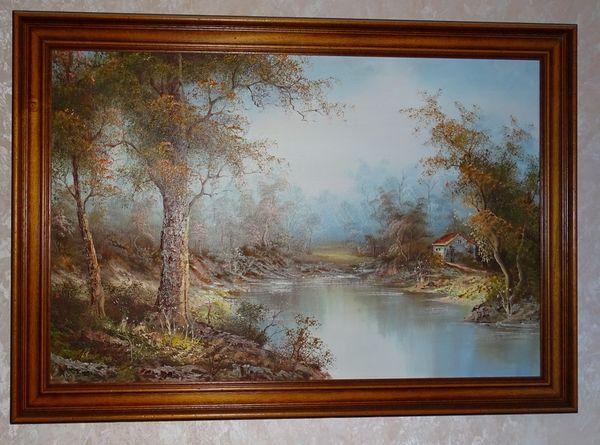 achetez tableau peinture occasion annonce vente savigny sur orge 91 wb148858786. Black Bedroom Furniture Sets. Home Design Ideas