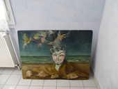Tableau Peinture Huile Décoration Art Collection 31 Valence (26)