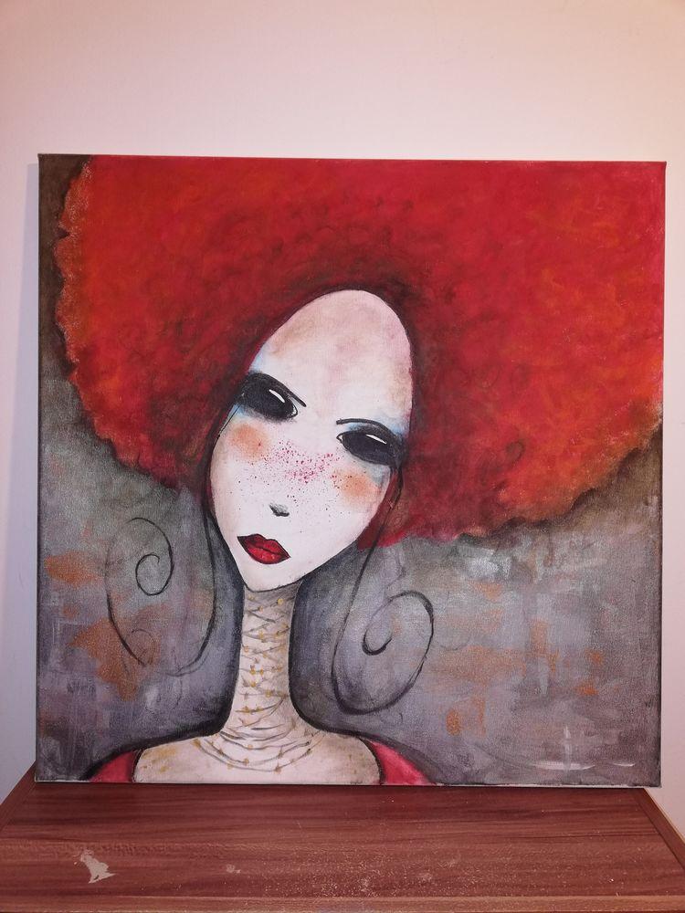 Tableau peinture sur toile  0 Créteil (94)