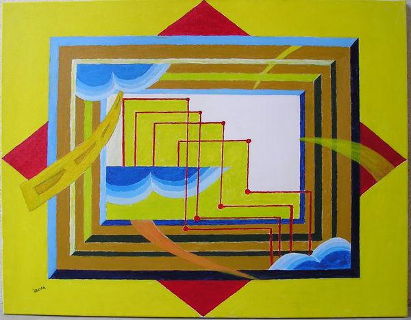 tableau peinture 120 Lourdes (65)