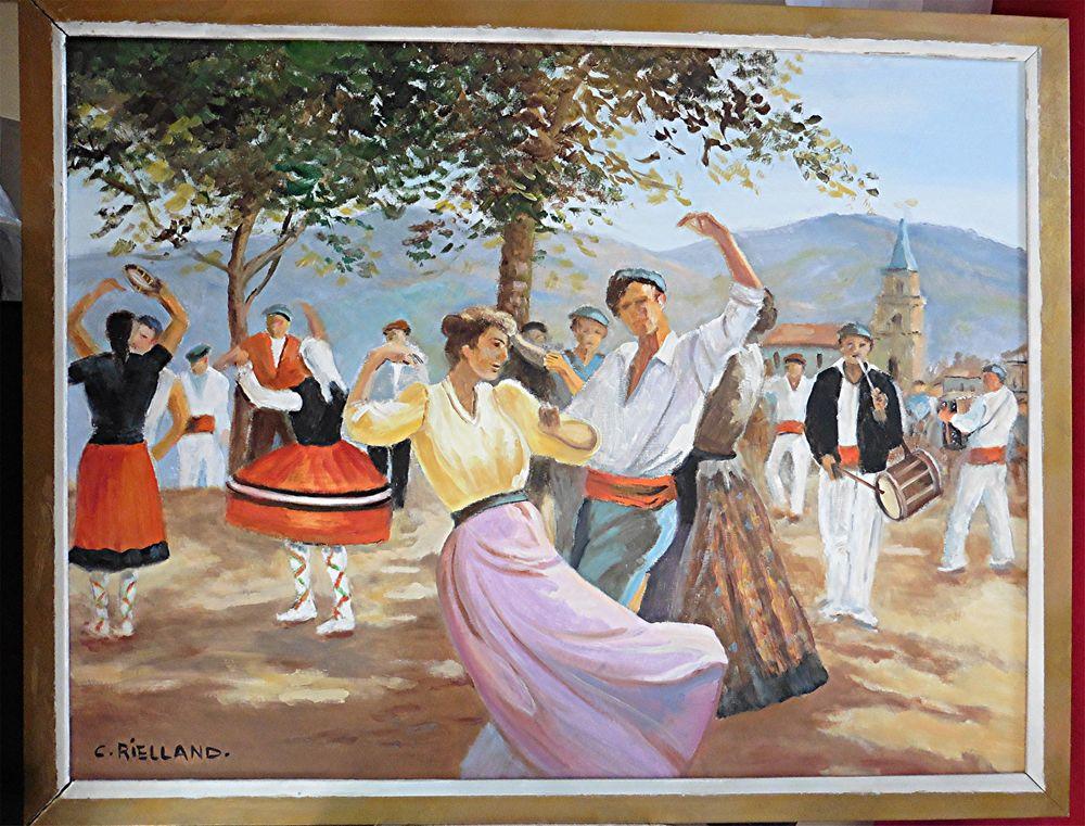 tableau - peinture d'art 400 Lourdes (65)