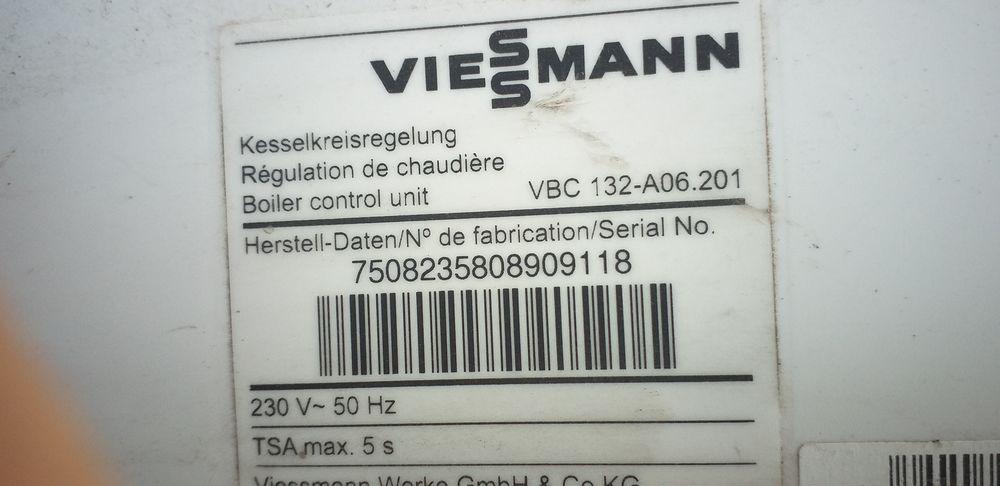tableau regulateur chaudiere vbc viesmann 132a06201 Bricolage