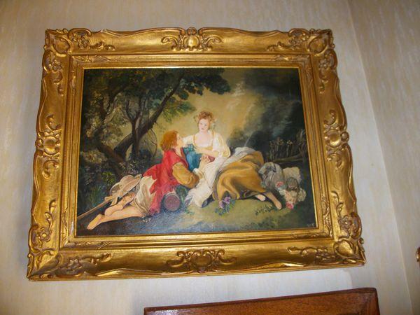 tableau style  18me 250 Grasse (06)