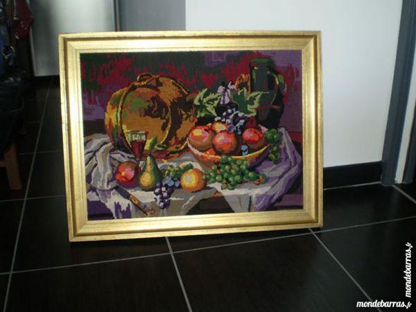tableau tapisserie nature morte 1 Sainte-Colombe (69)
