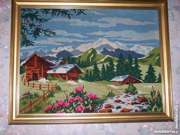 tableau tapisserie 20 La Courneuve (93)