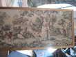 tableau tisse 50x148 encadre a la ferme Décoration