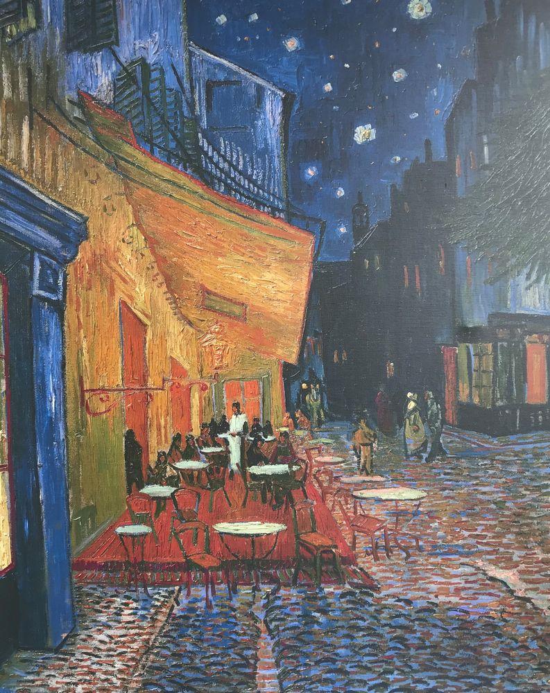 Tableau sur toile, reproduction Van Gogh 80 Altorf (67)