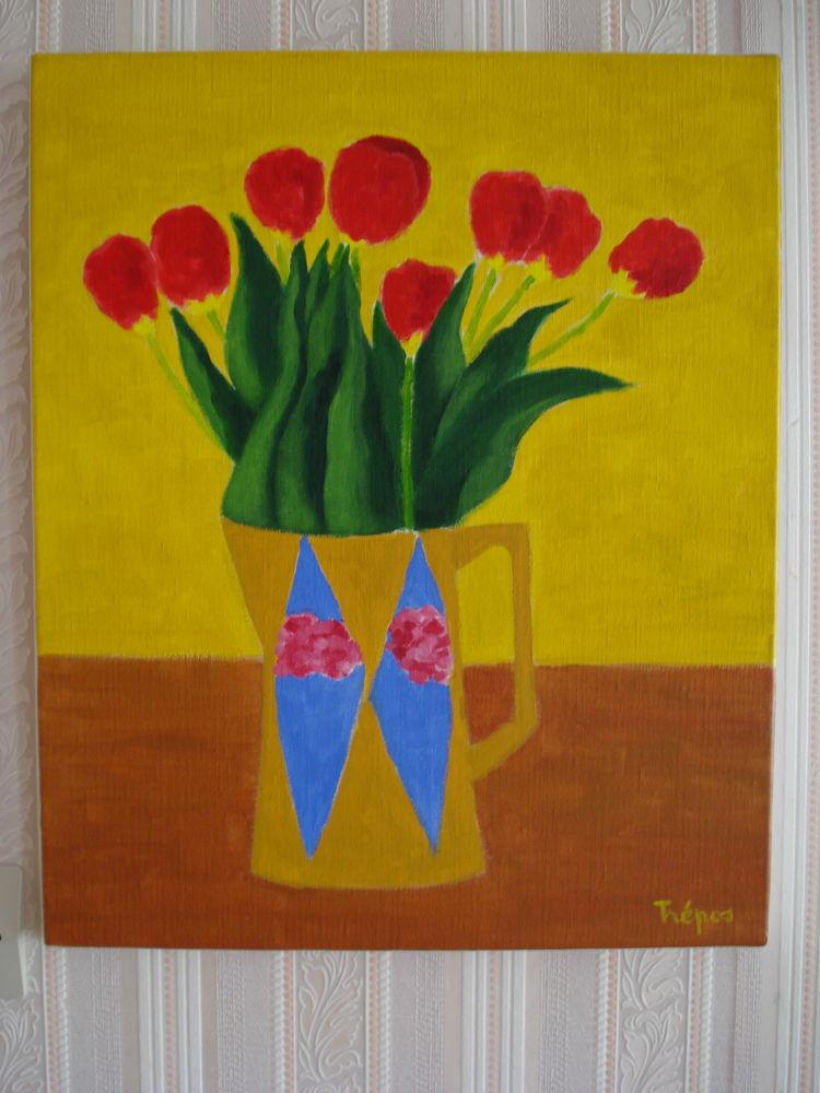Tableau et  toile 110 Quimper (29)