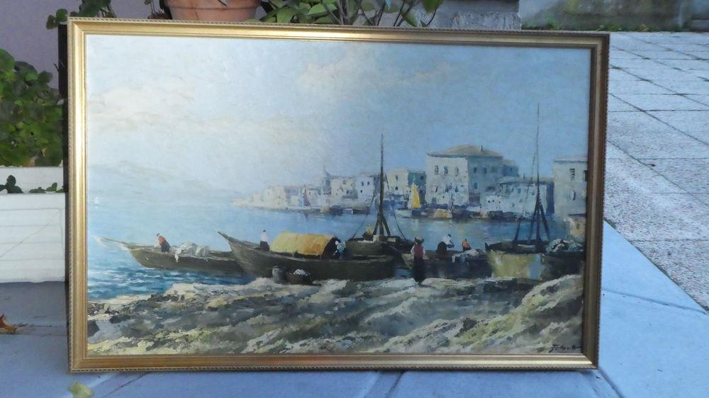 Tableau Venise 80 Conflans-Sainte-Honorine (78)