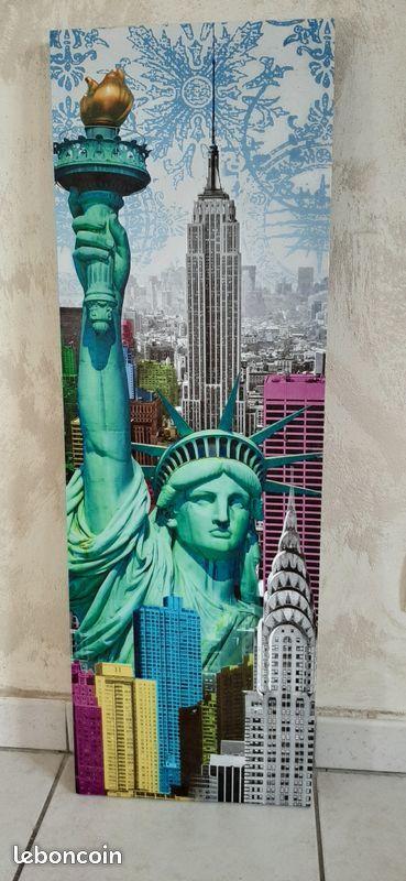 tableau New York 8 Saint-Étienne-de-Montluc (44)