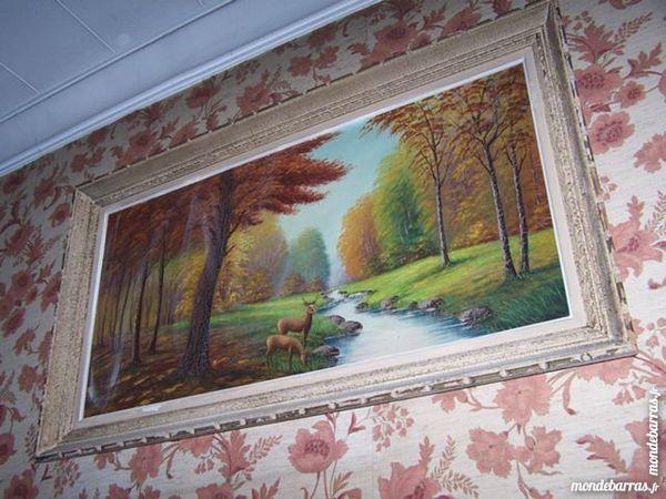 tableau 80 La Courneuve (93)