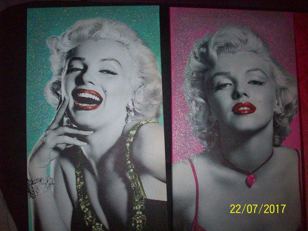 Tableaux Marilyn Monroe 8 Provins (77)