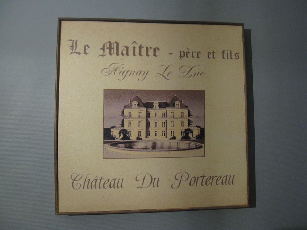 3 TABLEAUX THEME VIN 45 Saint-Apollinaire (21)