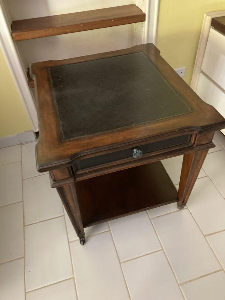 Tables d'appoint salon / Tables de chevet  Dessuis cuir 150 Saint-Martin (97)