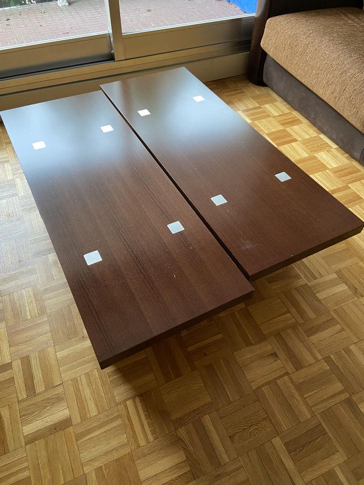 Tables basses - Disponibles à partir du 02/08 180 Paris 18 (75)