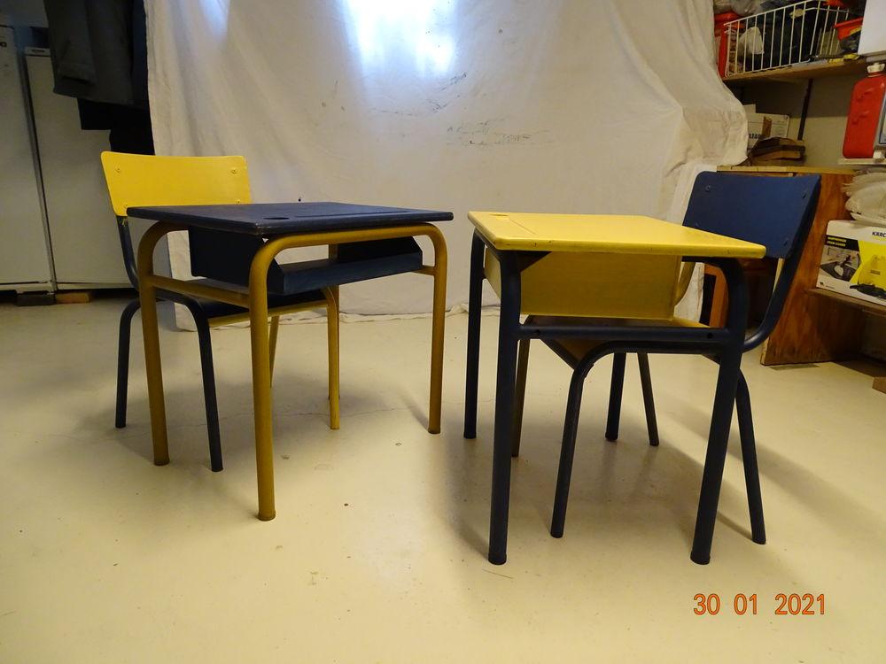 Tables et chaises d'école 50 Bellerive-sur-Allier (03)