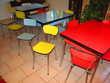 tables chaises et tabourets en formica Meubles