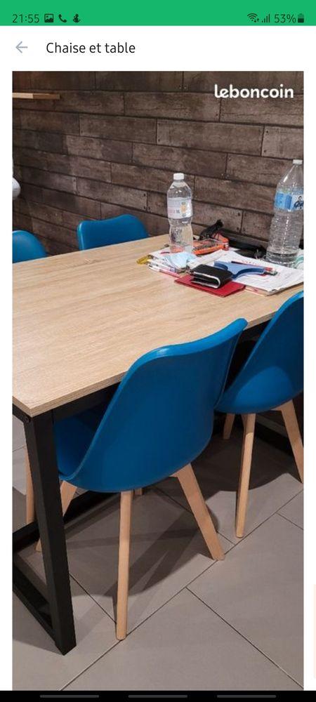 Tables et chaises  250 La Valette-du-Var (83)
