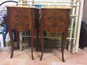 Lot de 2 tables de chevets style Louis XV 320 Sérignan (34)