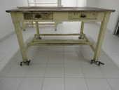 2 tables de drapier/cuisine carré à restaurer 400 Villeparisis (77)