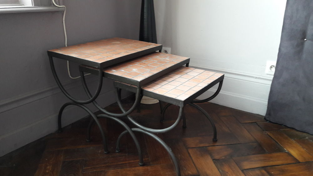 Tables gigognes style oriental 50 Lille (59)