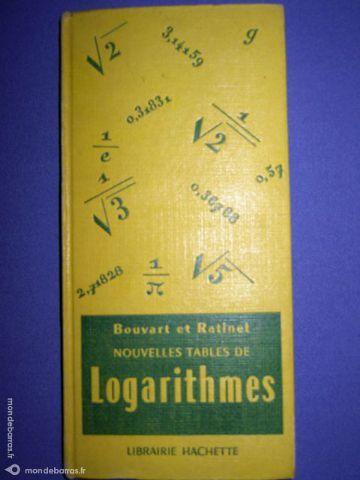 les tables de logarithmes 5 Alfortville (94)