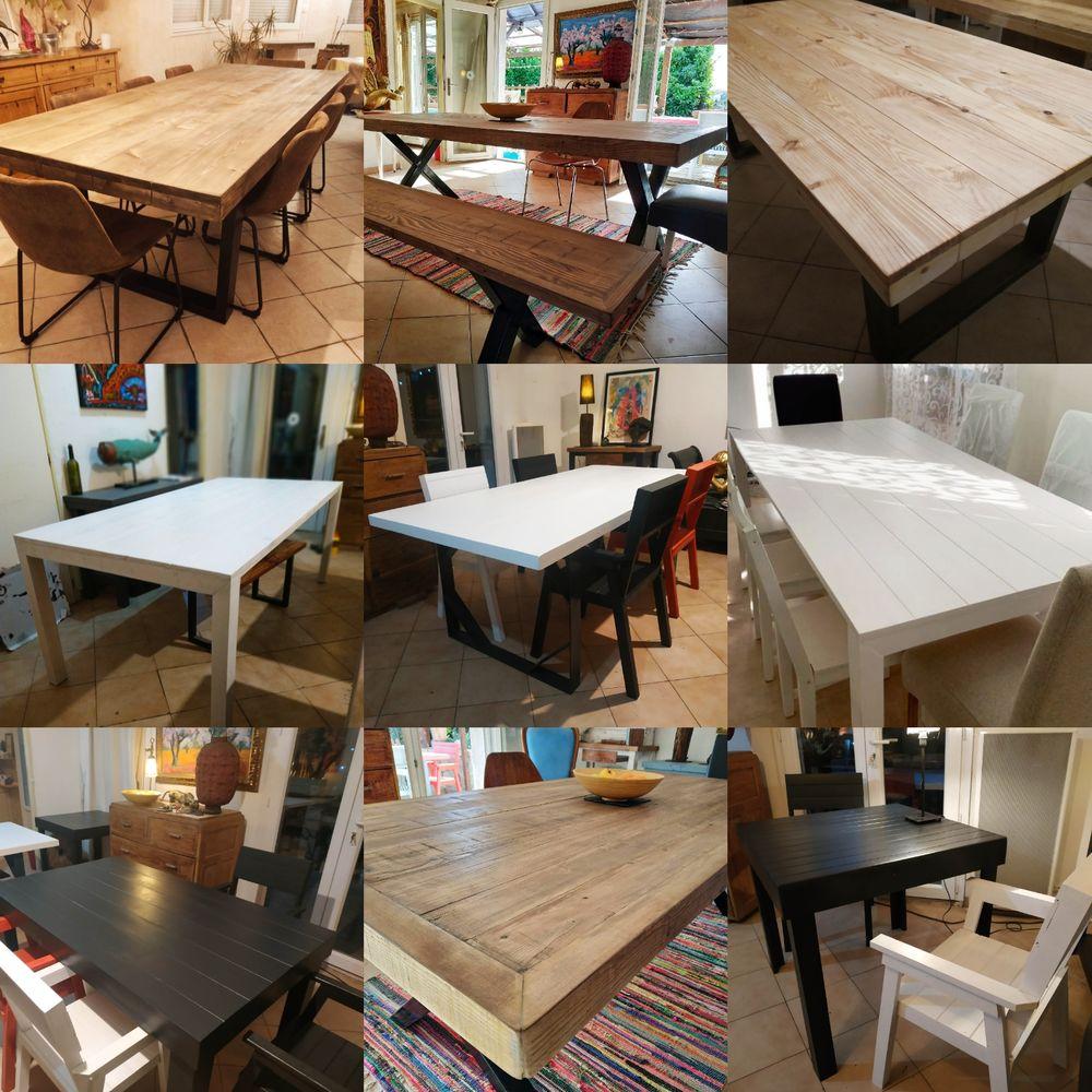 Tables rustiques 380 Le Cailar (30)