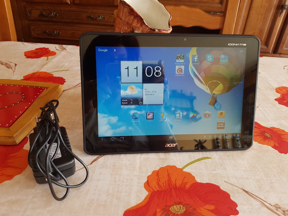 Tablette ACER iconia A510 80 Nice (06)