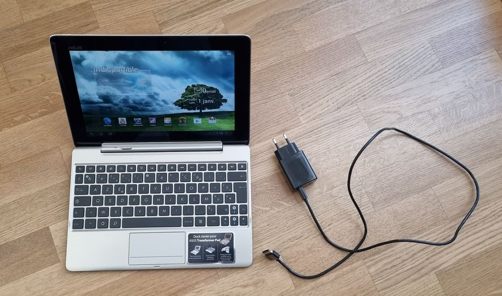 Tablette ASUS TF700T-1/114 10,1  90 Poissy (78)