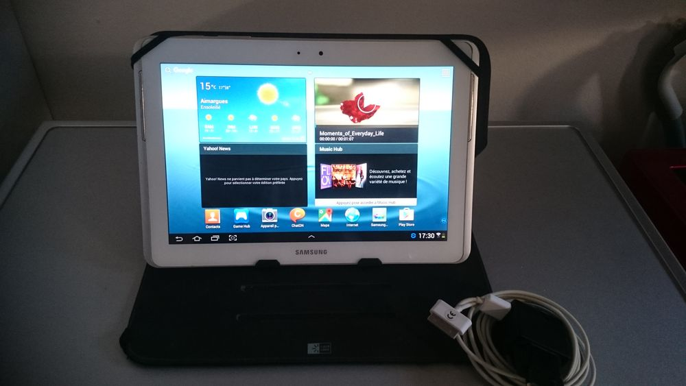 Tablette galaxy tab 2  200 Aimargues (30)