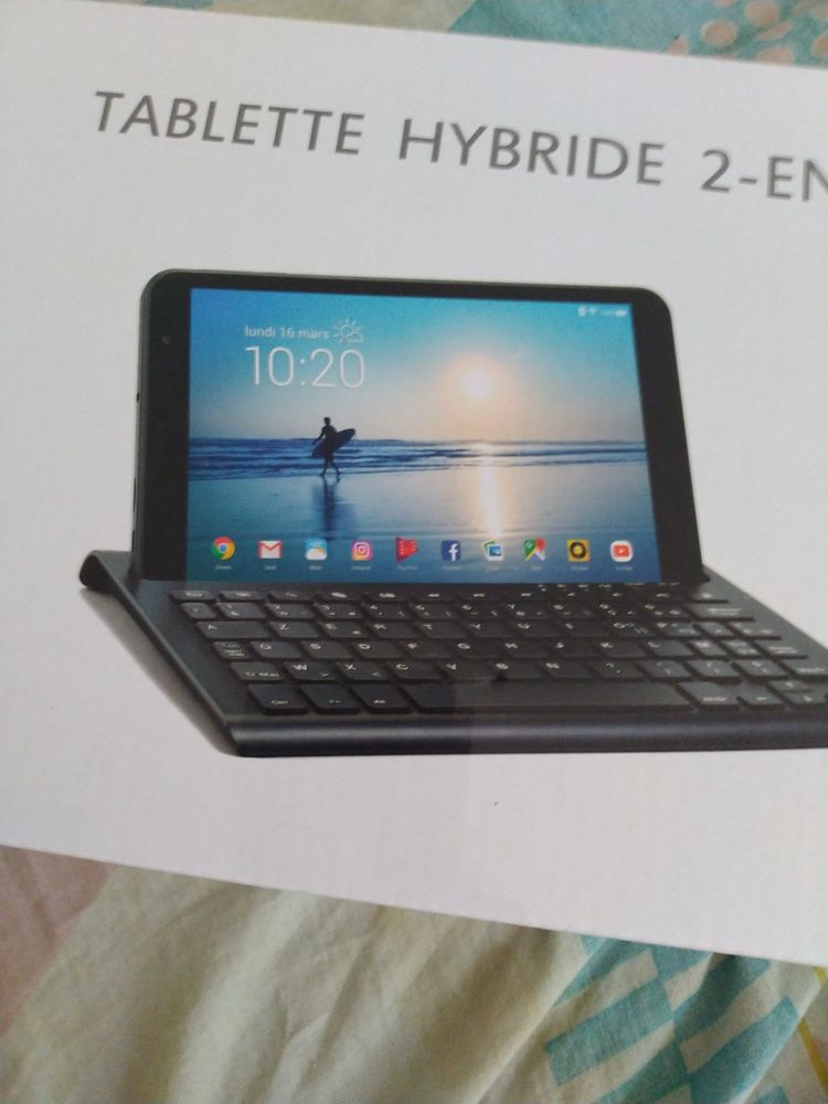 tablette hybride 2 en 1.klipad, neuve. 60 Grenoble (38)