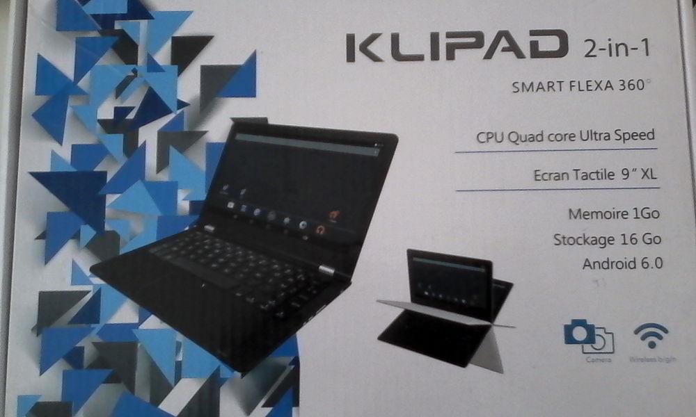 Tablette KLIPAD, à réparer 19 Noisy-le-Grand (93)