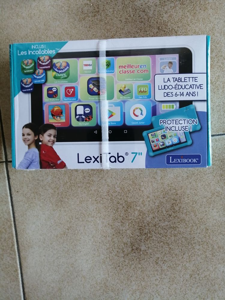 Tablette lexitab 7 enfant neuf éducatif  45 Grasse (06)