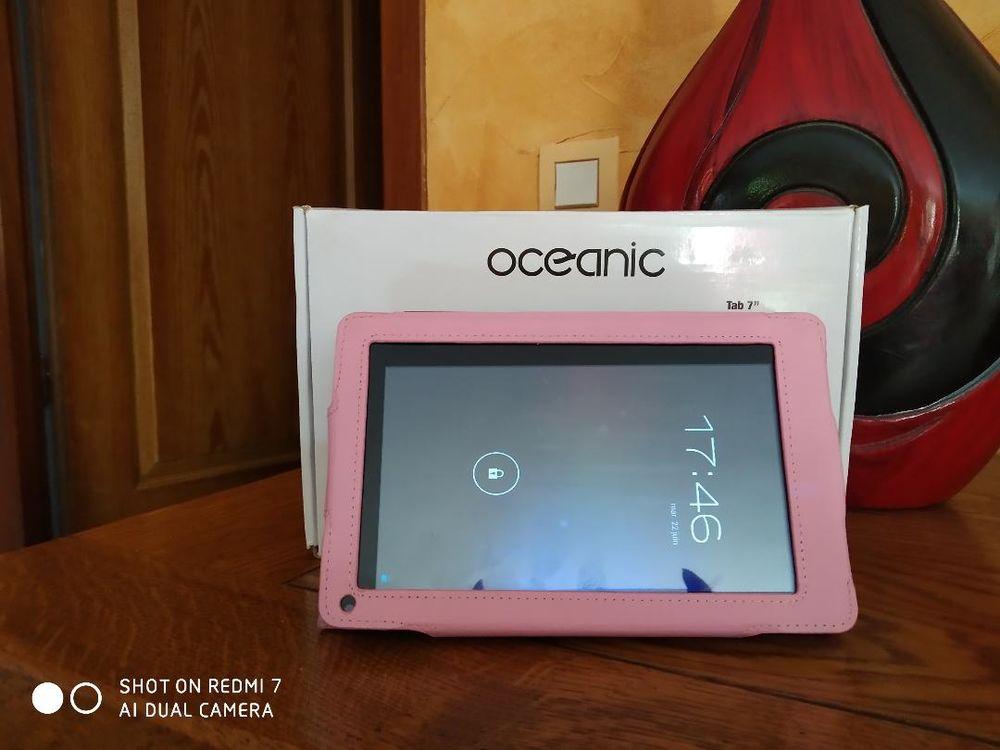 Tablette OCEANIC 7 , ecran de 17,8cm. 0 Montceau-les-Mines (71)
