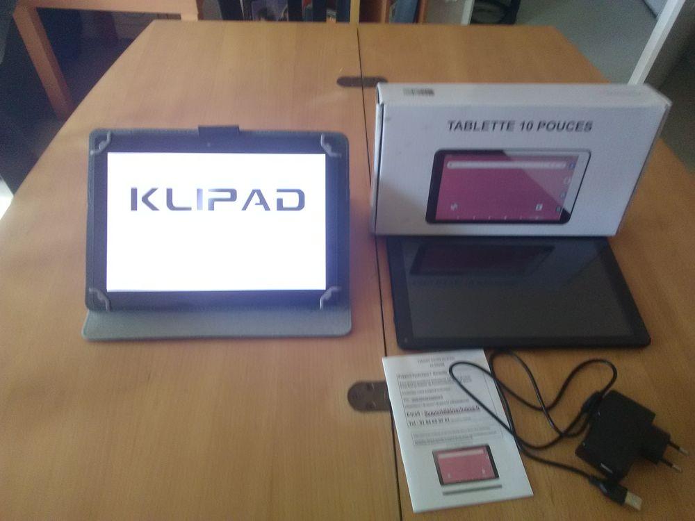 Tablette 10 pouces de marque KLIPAD 35 Bouguenais (44)
